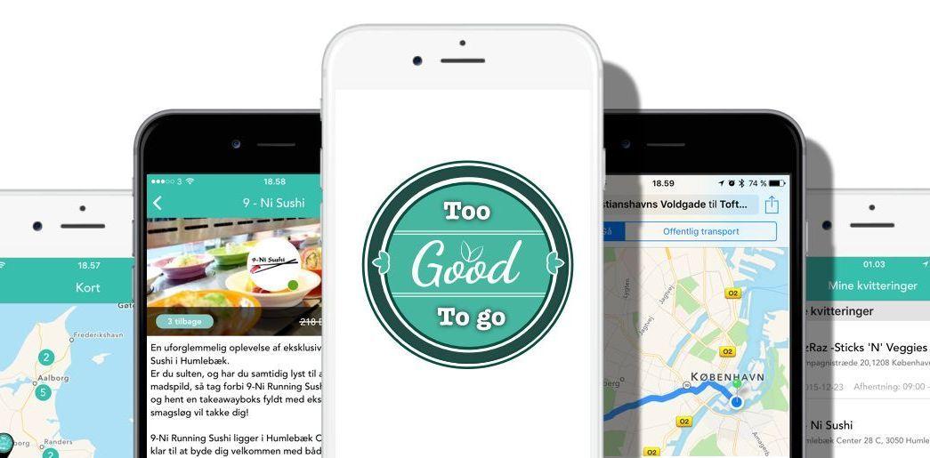 Too Good To Go, l'app contro lo spreco alimentare