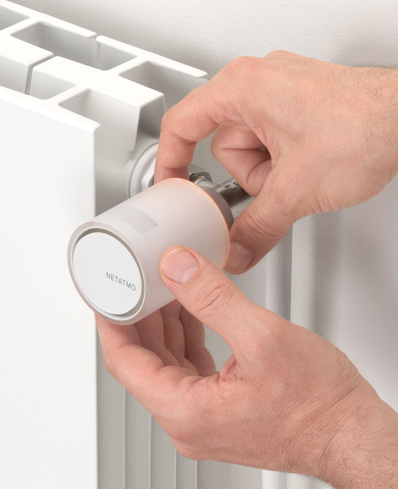 IFA 2016: i termosifoni diventano Smart con le valvole di Netatmo