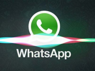 whatsapp siri icon