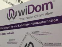 Da wiDom i relais Z-wave made in Italy e il multisensore Room Controller Wi-Fi per la Smart Home