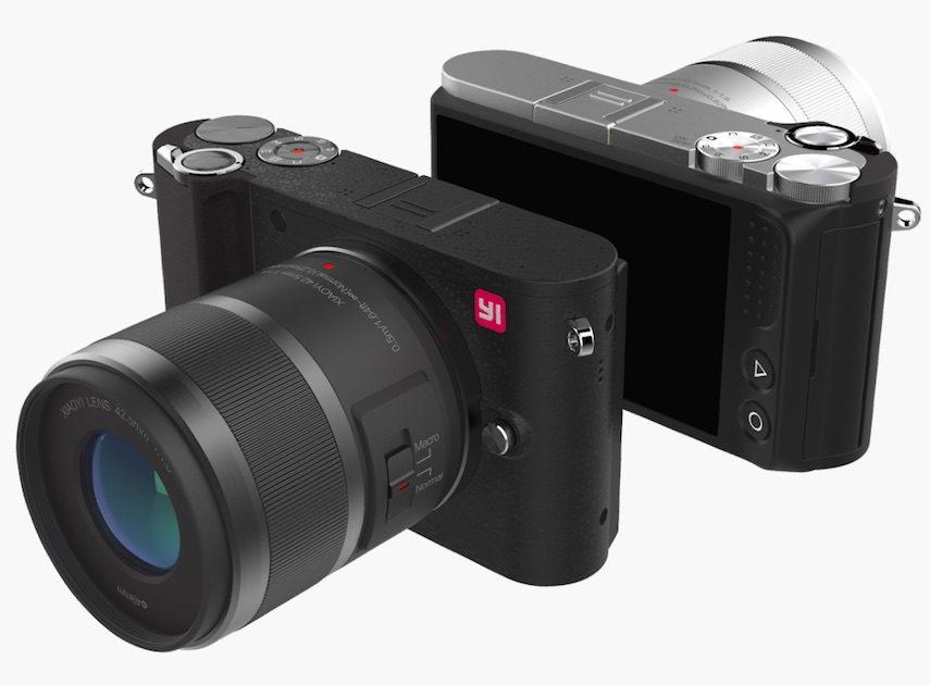 La Leica T di chi non può: Xiaomi Yi M1, mirrorless MFT supereconomica