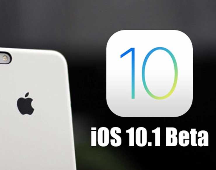 Terza beta di iOS 10.1 e tvOS 10.0.1 agli sviluppatori