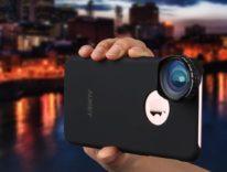 Solo 100 pezzi: custodia Aukey per iPhone 6/6s con obiettivo grandangolare  a 5,99 euro su Amazon