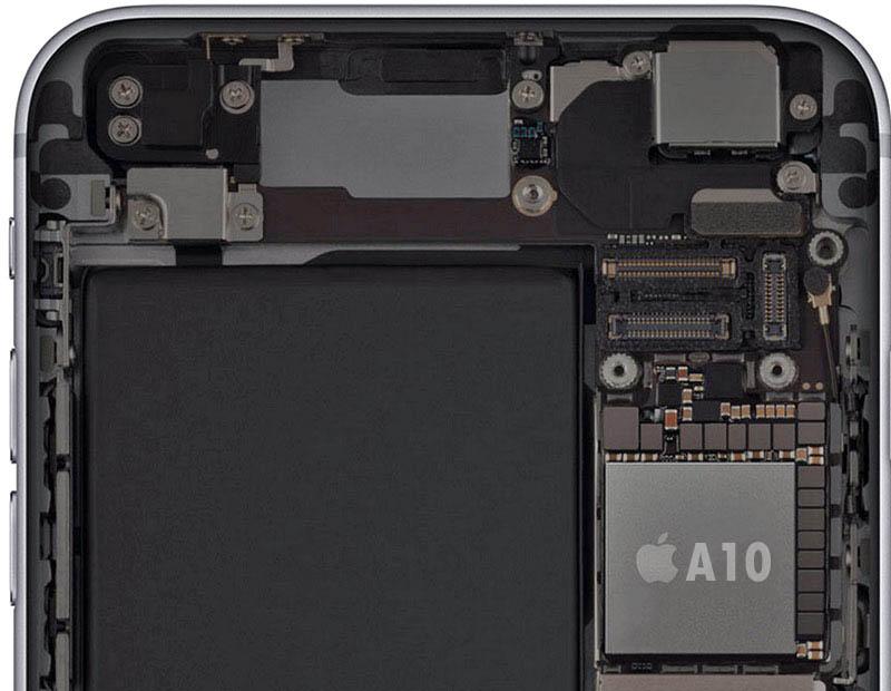 Apple A10 Fusion vs Intel Skylake