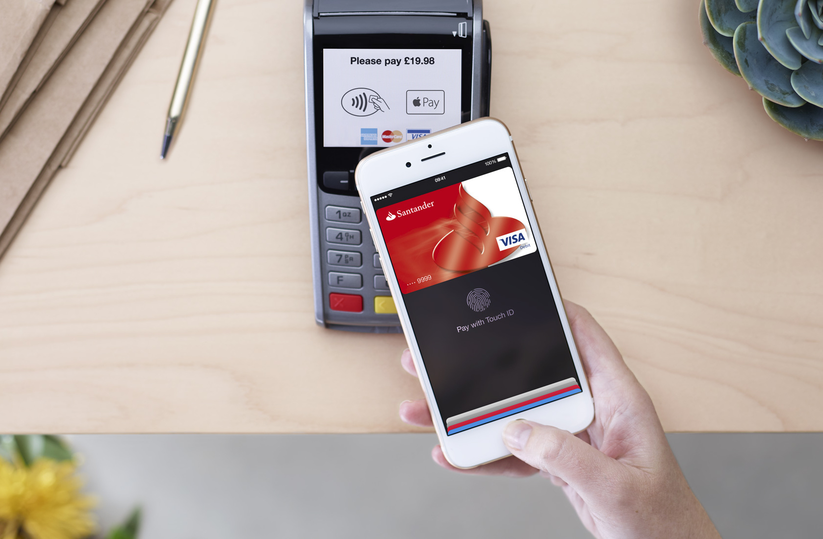 apple pay due anni