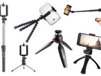 I migliori cavalletti treppiedi da tavolo per smartphone e fotocamere compatte