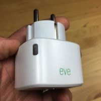 elgato eve energy home kit