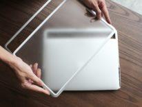 Lift, la custodia per MacBook evoluta è una valigetta in alluminio