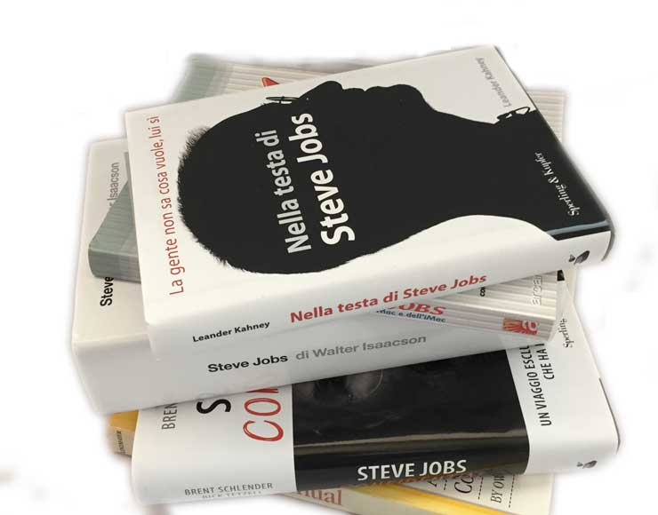 Libri su Steve Jobs