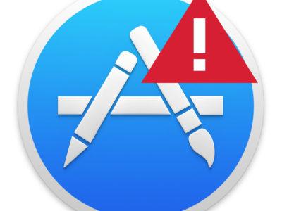 mac-app-store-bloccato