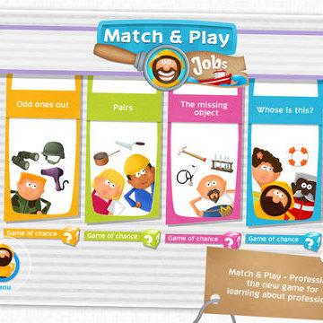 Match & Play - I Mestieri