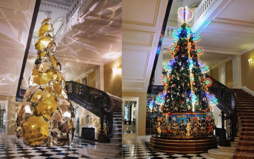 L'albero del 2014 e del 2015