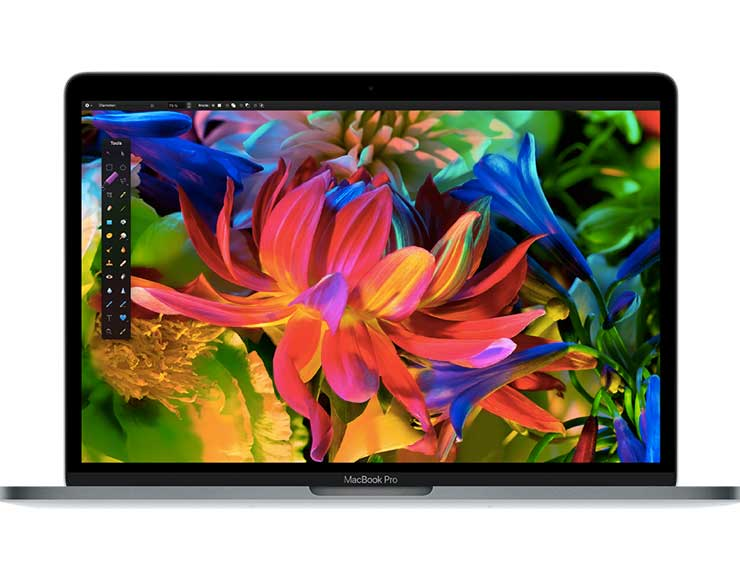 Nuovo MacBook Pro