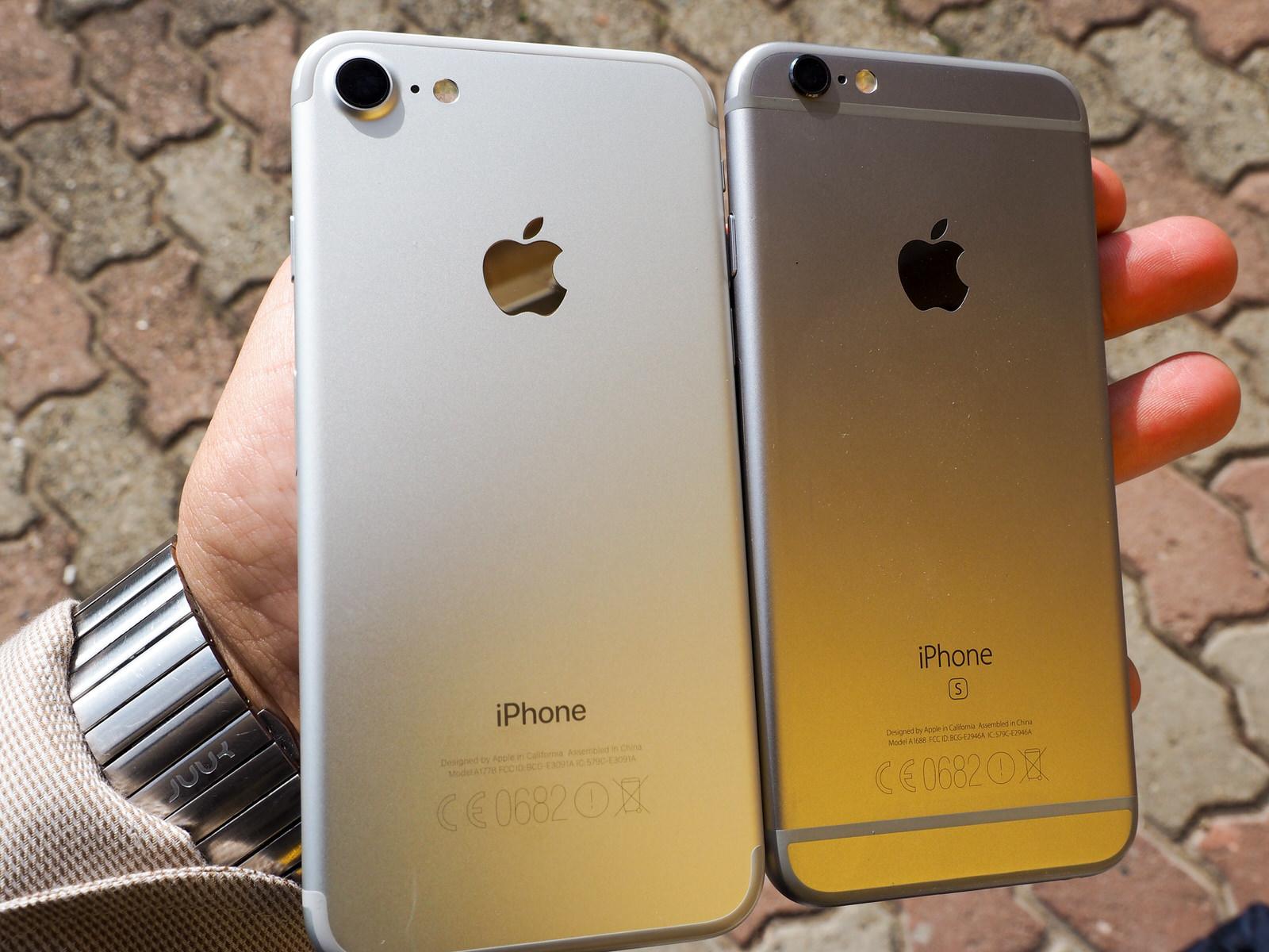 recensione iPhone7 antenne