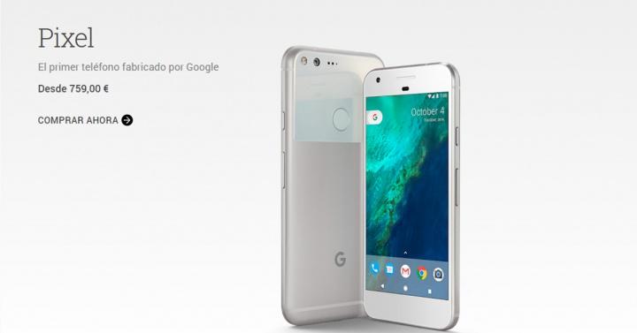 prezzo di Google Pixel google pixel