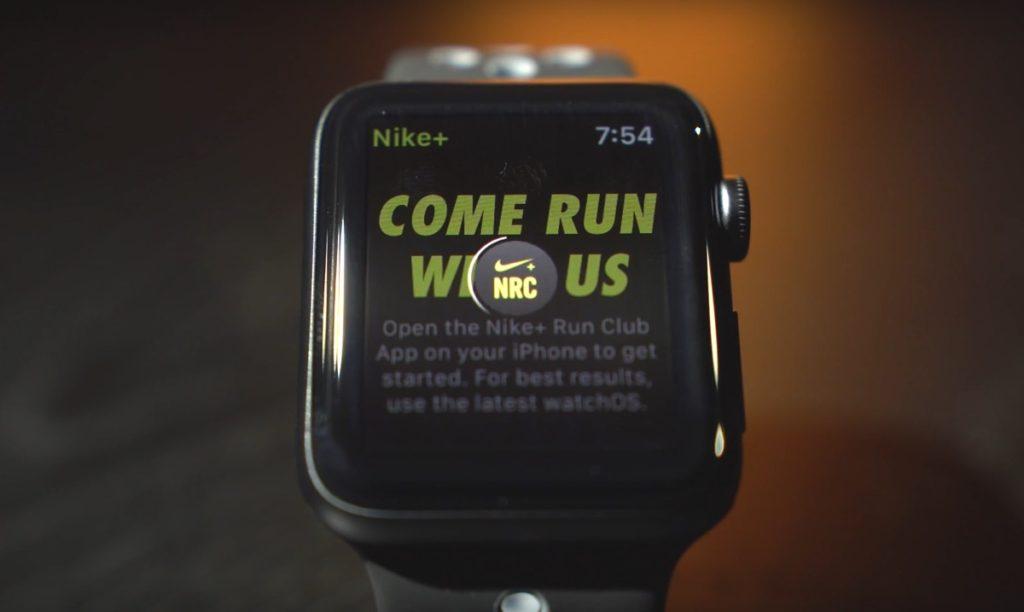 Unboxing Apple Watch Nike+