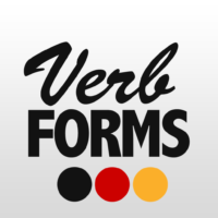 VerbForms Deutsch