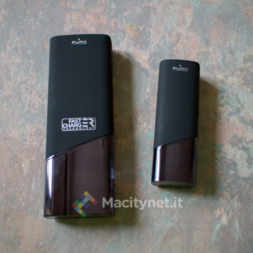 batteria led puro
