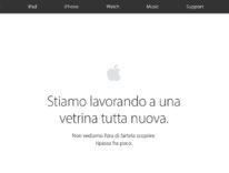 Apple Store Online è chiuso, arrivano i nuovi portatili Apple
