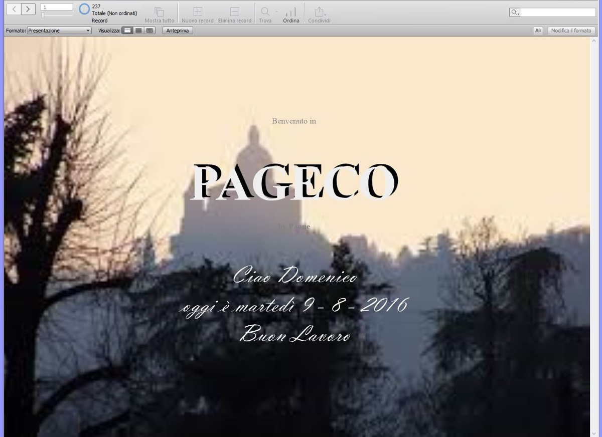 filemaker paone