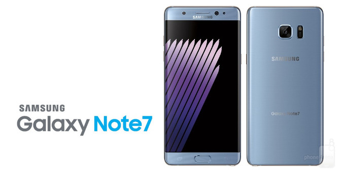 galaxy note 7 esplodono