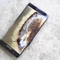 Galaxy Note 7 sostituzione aereoporto