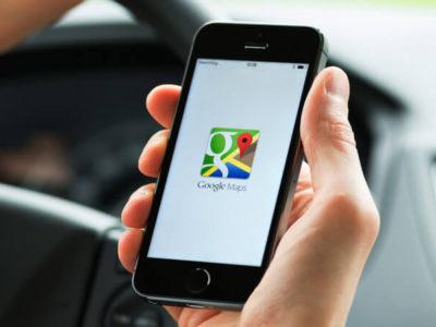 google maps ristoranti
