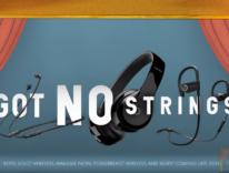 Per pubblicizzare le nuove Beats Apple convoca Pinocchio