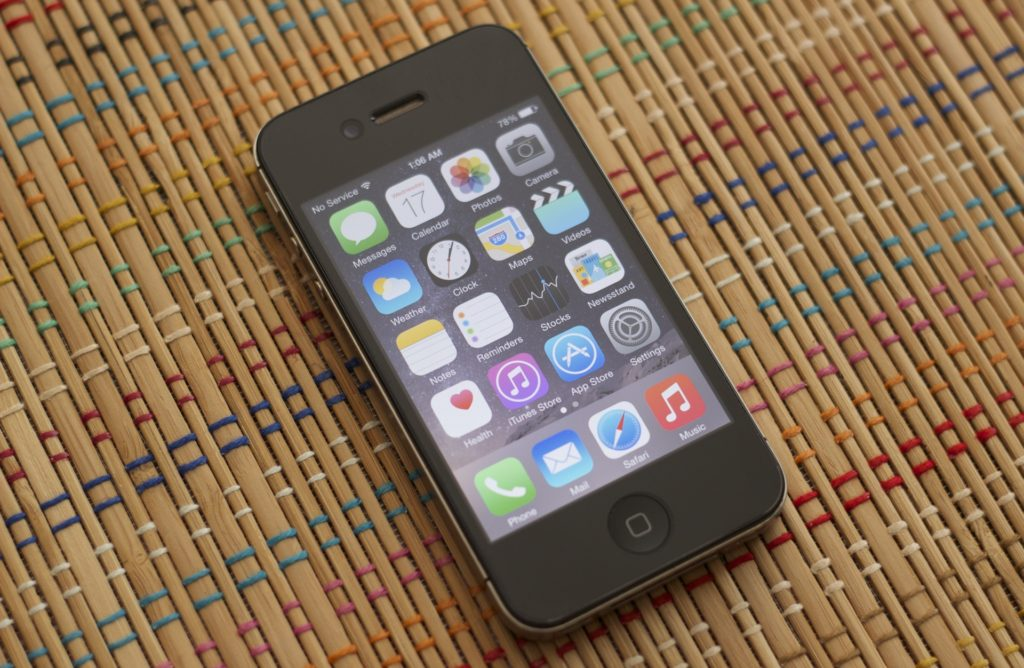 iphone 4 obsoleto