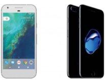 iPhone 7 contro Google Pixel, il confronto di velocità è imbarazzante