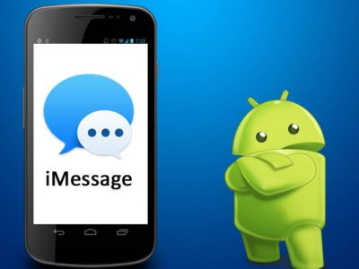 gruber imessage android