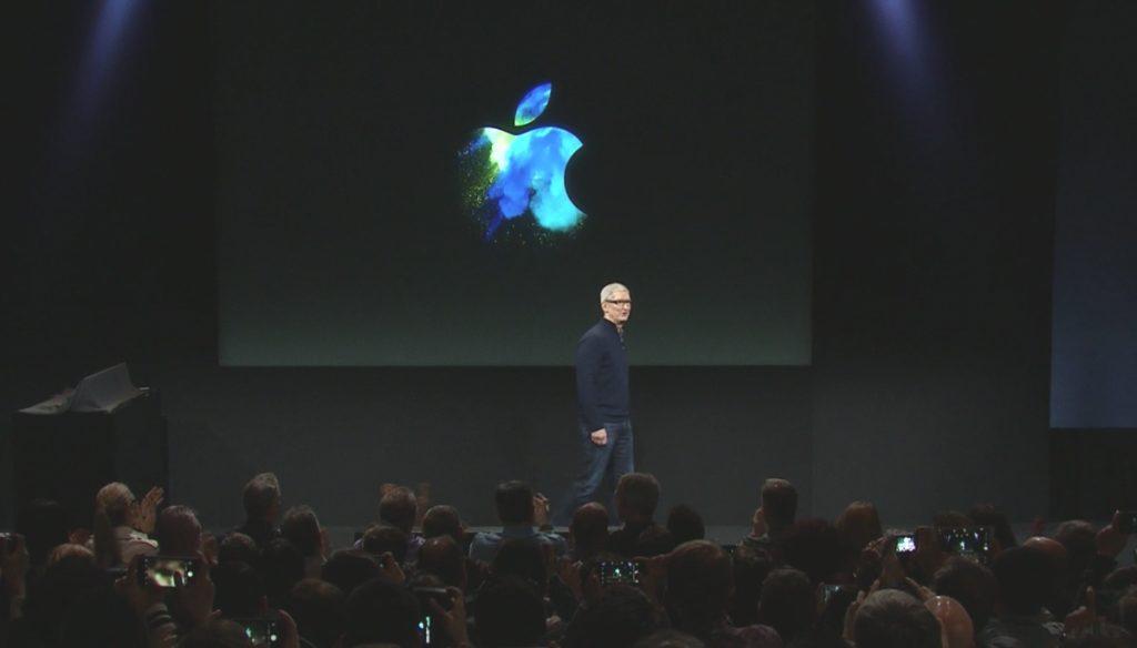 keynote apple marzo