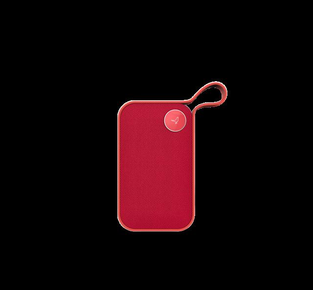 libratone rosso ciliegia