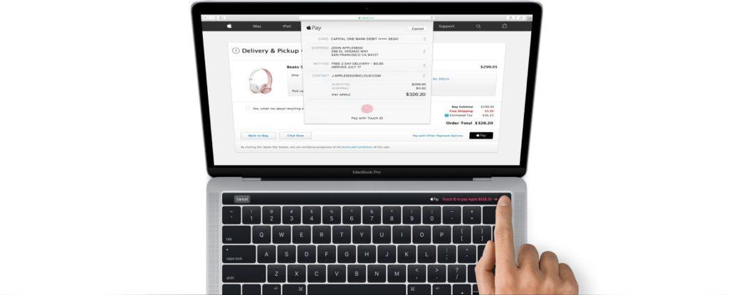 Jony Ive MacBook Pro 2016
