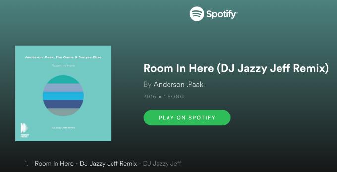 Apple Music e Spotify remix su spotify
