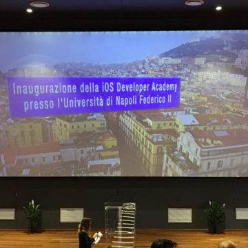 ios developer academy napoli