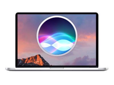Siri Mac comandi