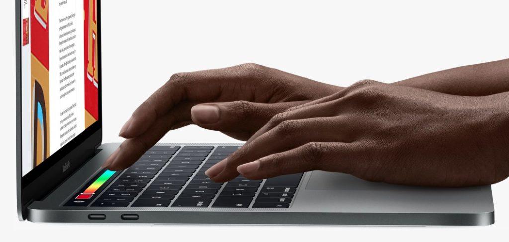 tastiera e trackpad