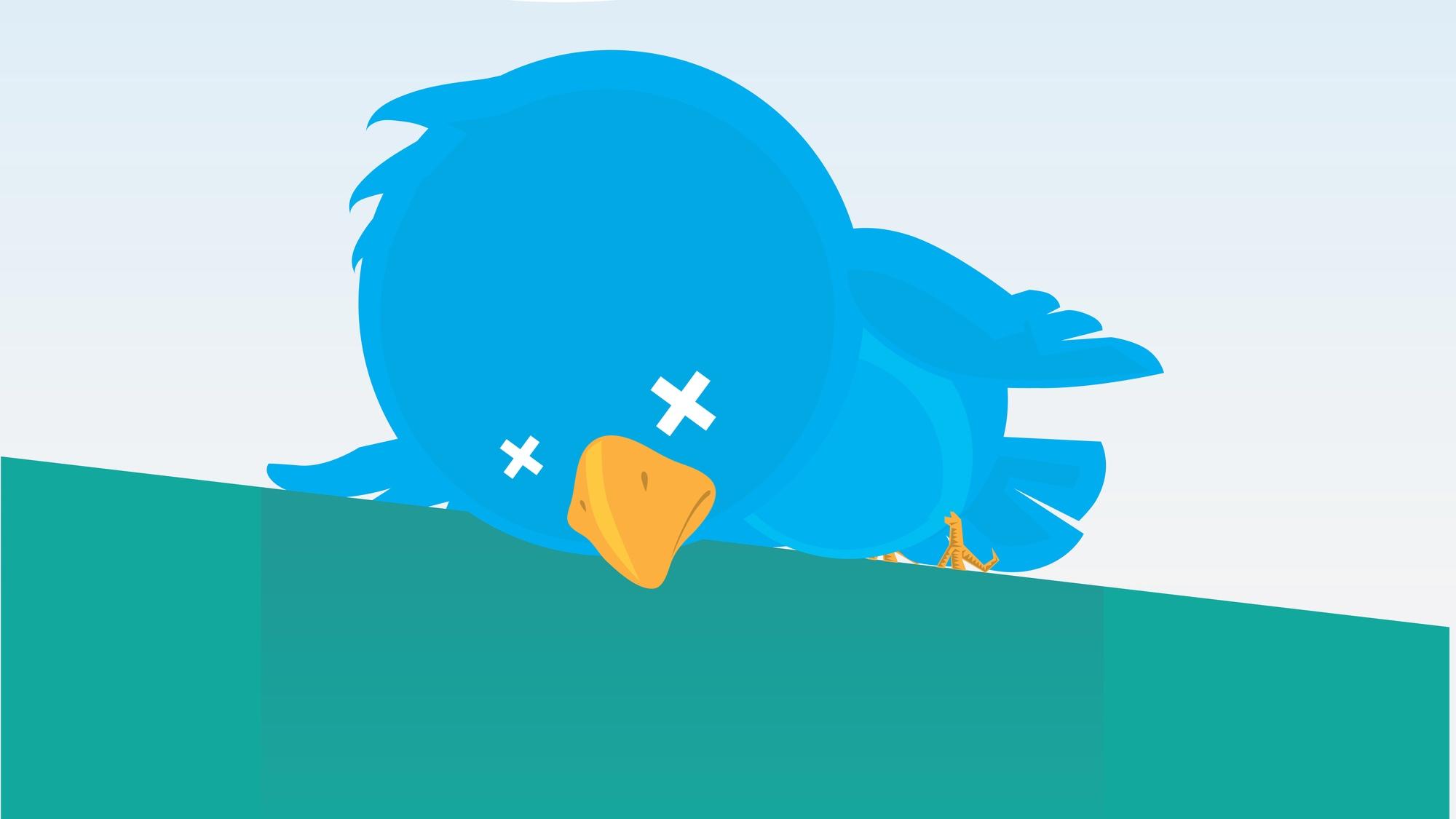 twitter taglio personale