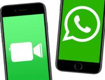 WhatsApp sfida FaceTime: videochiamate 4G a confronto nel nostro test video