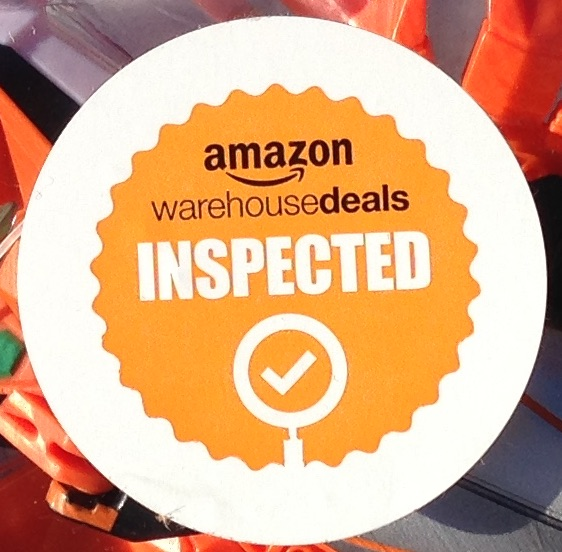 Amazon Warehouse Deals is a part of depotting.ml that specializes in offering great deals on returned, warehouse-damaged, used, or refurbished products that are in good condition but do not meet depotting.ml rigorous standards as