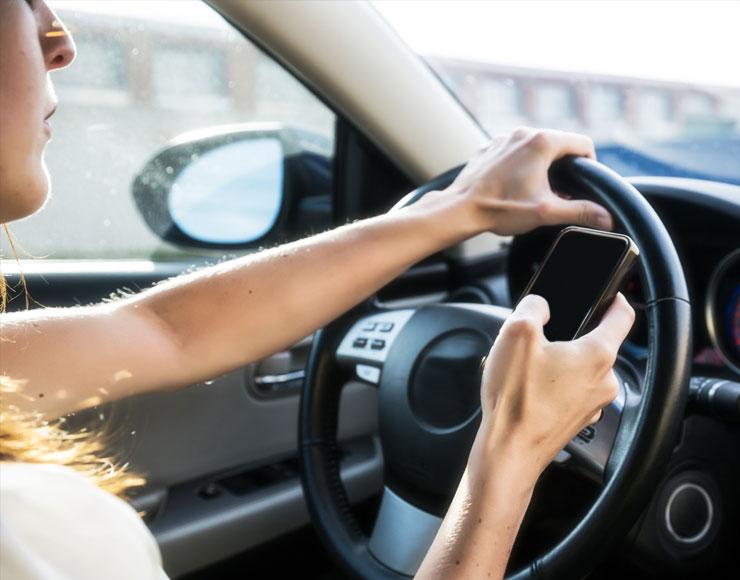 Distrazione alla guida