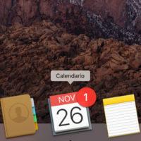 Evento calendario