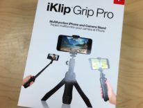 iKlip Grip Pro: recensione treppiede per smartphone IK Multimedia in esclusiva su Apple Store