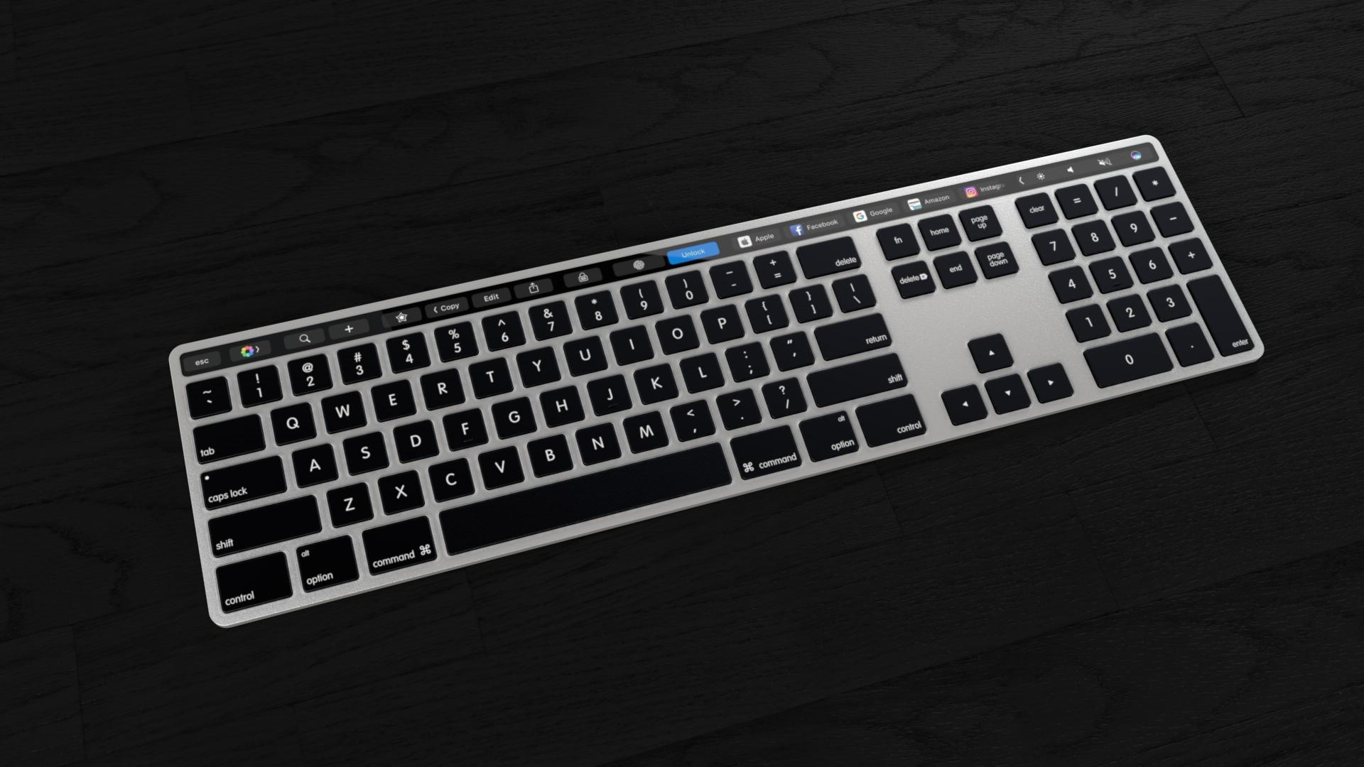 magic-keyboard-con-touch-bar-1
