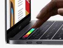 Una settimana con Touch Bar e Touch ID, prime impressioni di Macitynet