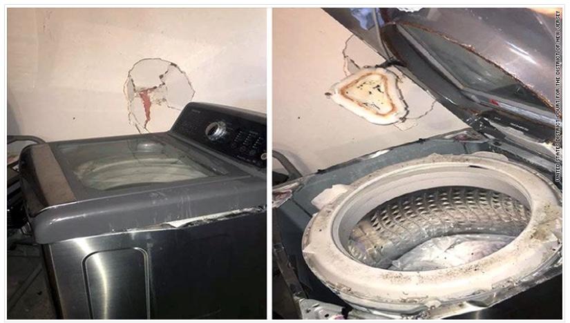 lavatrici bomba samsung