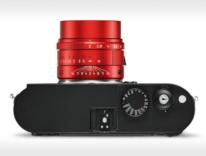 leica APO-Summicron-M 50 mm rosso