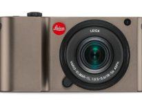 Leica aggiorna le sua linea mirrorless T con la nuova Leica TL