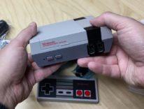 Nintendo Classic Mini unboxing video e prime impressioni per un tuffo nel passato